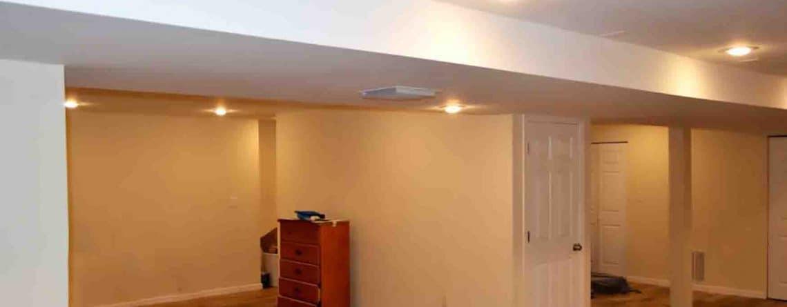 complete basement