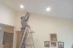 install ceiling fan havertown