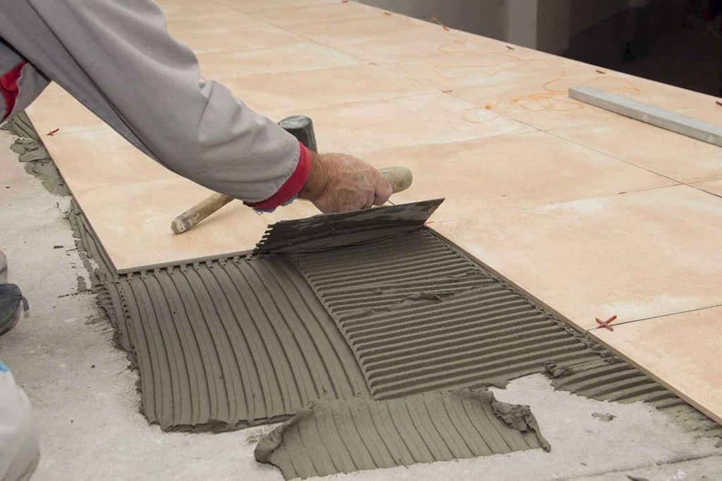 flooring installed havertown