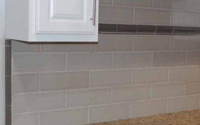 Subway Tile Back-splash