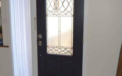 Install an Entry Door