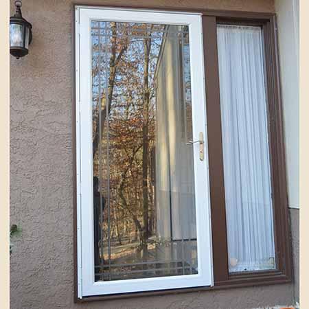 install new storm door