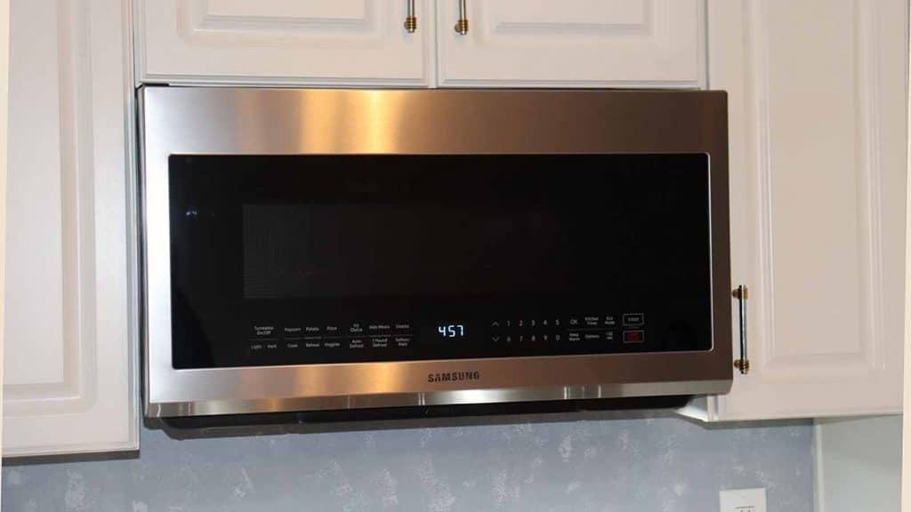 new appliance microwave