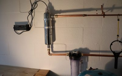 House water purification