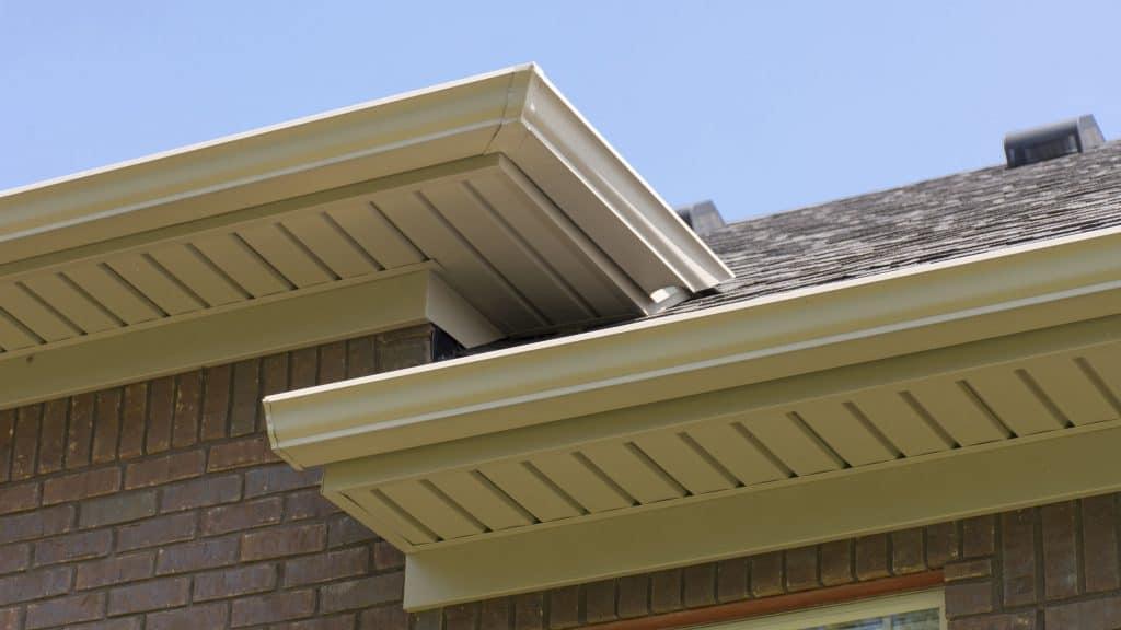 cap instead paint wood trim and soffit