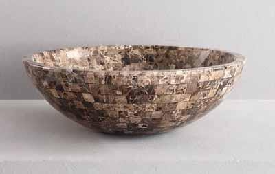 ceramic vessel bowl
