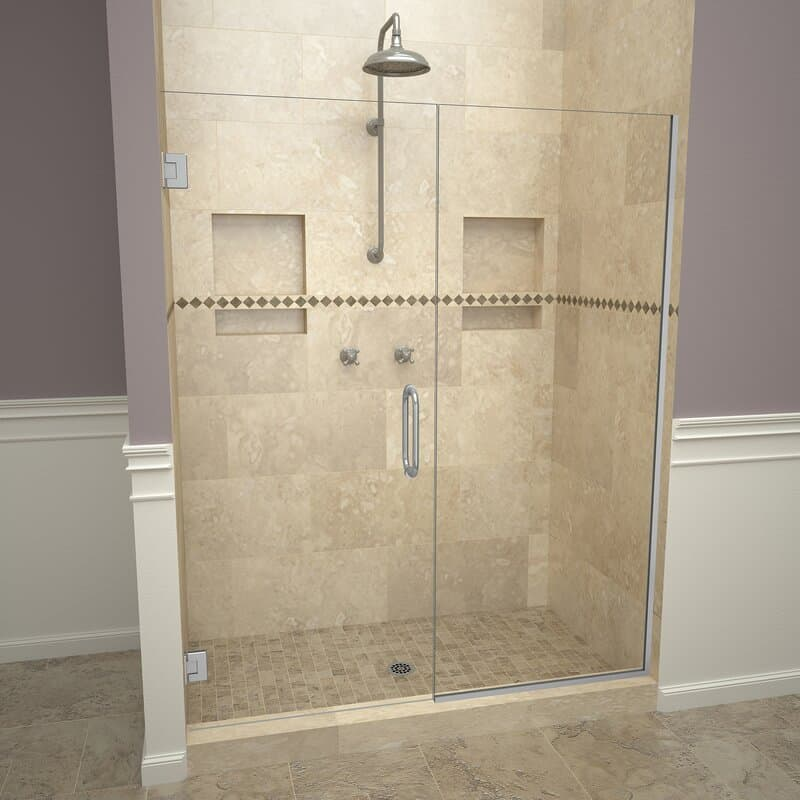 replace tub with luxury shower stall