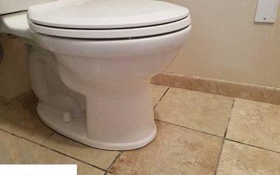 Replace a Broken Toilet